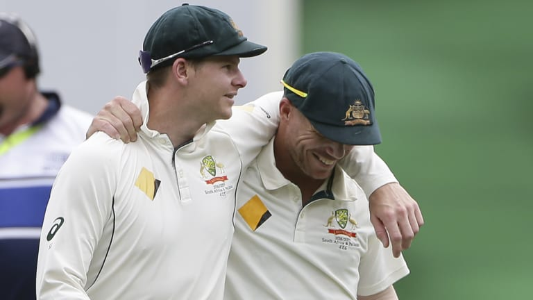 Steve Smith and David Warner have had their bans upheld.