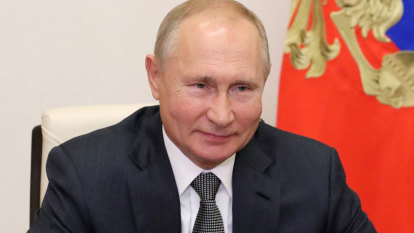 Amid meddling accusations, Putin proposes 'truce' in cyberspace