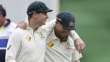 Steve Smith and David Warner are back on the international cricket scene.