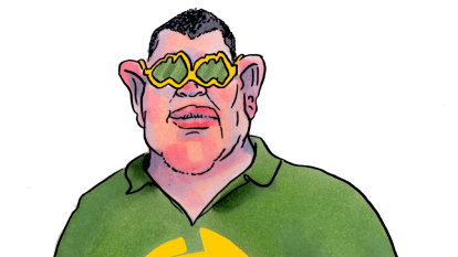 James Packer's all in to break from Crown