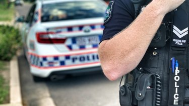 Police are investigating a stabbing in Redbank Plains overnight.