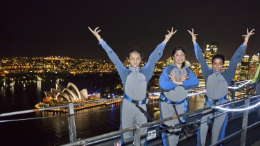 Sydney tourist attractions such as BridgeClimb have benefitted from the boom in Indian tourists.