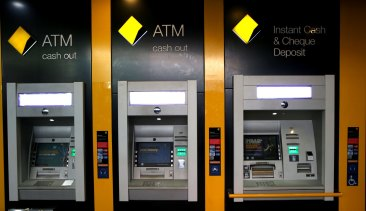 CBA's final dividend was 31 per cent lower than last year, but still higher than many expected.