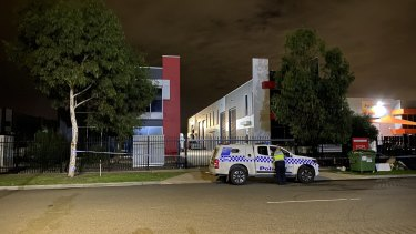 The Finks clubhouse in Cranbourne West has been damaged by fire in one of three arson incidents overnight.