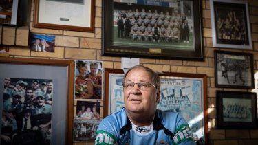 Tom Raudonikis remained mentally sharp up until his death recently at the age of 70, despite a bruising rugby league career.