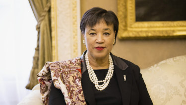 Commonwealth Secretary-General Patricia Scotland is struggling to secure a second term.