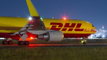 International logistics giant DHL Express says its shipment volumes from Melbourne to New Zealand have surged 49 per cent over the past year.