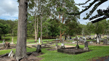 Susan Hegarty is buried in one of the unmarked graves in plot 16, Toowong Cemetery.