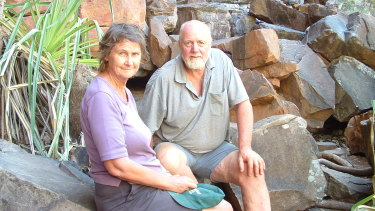 Bruce and Lyn Anderson were killed in a car crash in Bulla on October 10.