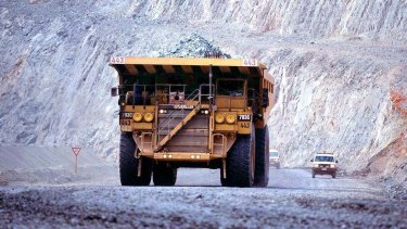 Displaying injury and death figures in mining promotes a safety culture.