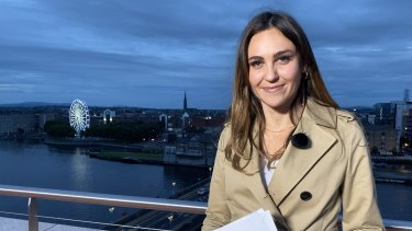 Journalist Brianna Parkins is living and working in Dublin.