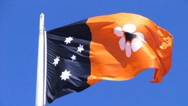 The NT flag.