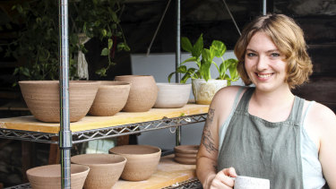 Entrepreneur Sally Flanney has asked Australia Post to help promote eco-packaging options.