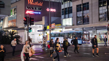 Westfield Bondi Junction has become a site of concern during this latest COVID outbreak.