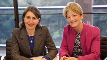 Upper house MP Catherine Cusack has told Premier Gladys Berejiklian she will no longer sit in the party room.