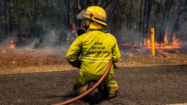 Chasing firefighters: How long before legal action takes the lead on climate action?