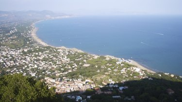 San Felice Circeo where residents are fuming about a proposed tax.