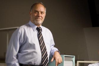 Prominent businessman Tony Schiavello.