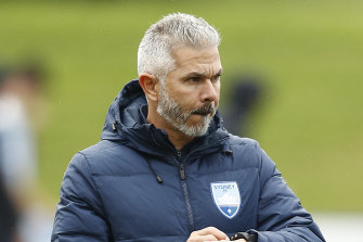 Sydney FC coach Steve Corica is yet to steer his side to a win in Asia in eight attempts.