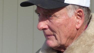 Rancher Dwight Hammond jnr in 2016.