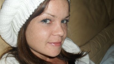 Shae Francis had moved to Hervey Bay from Victoria with her partner.