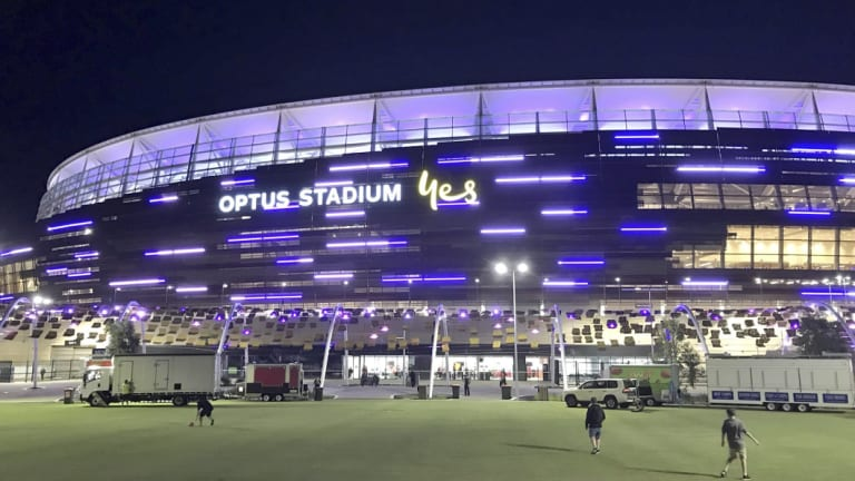 Optus Stadium stands alone as the AFL's best venue, fans say.