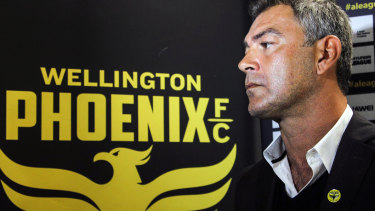 Rudes awakening: Mark Rudan says his short time at the helm of Wellington Phoenix has been an eye-opener.