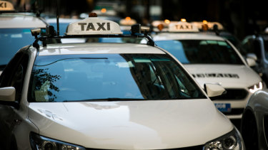 Taxi licence owners are preparing to launch legal action against the Queensland government.