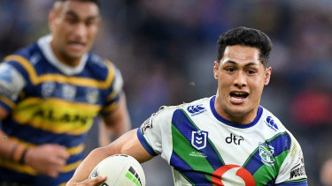 Roger Tuivasa-Sheck is in scintillating form.