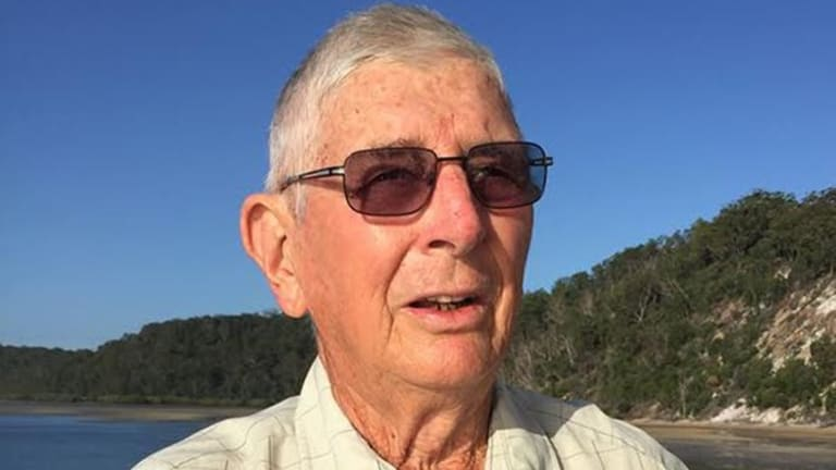 Long-serving Fraser Island conservationist John Sinclair top receive a doctorate from the University of the Sunshine Coast.