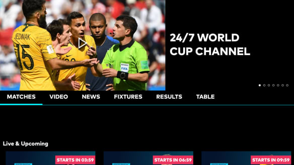 Optus World Cup fiasco a 'gift' for free-to-air TV