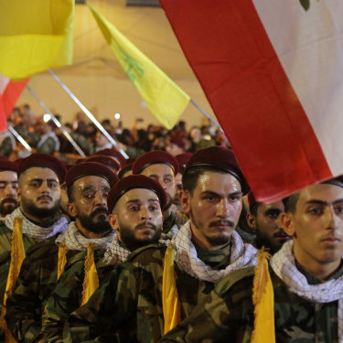 Hezbollah is the most powerful militia in Lebanon today.