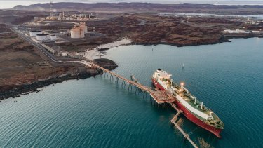 Woodside's proposed Pluto LNG expansion using gas from the Scarborough field has been shelved due to the oil price crash.