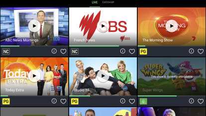 How to fling live TV to the furthest corners of your home, and beyond