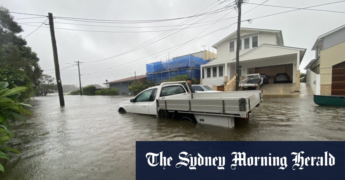 Wave of disasters sparks fears parts of Australia are becoming uninsurable – The Sydney Morning Herald