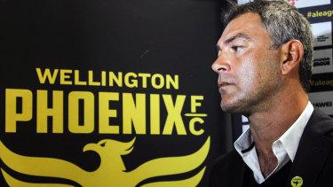 Man with a plan: Mark Rudan has been a major factor in Wellington's A-League renaissance.