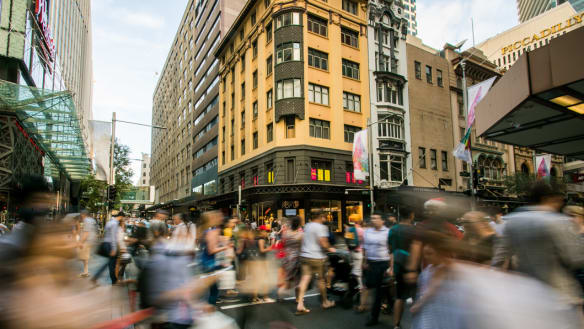 How is Sydney coping with the migration boom?