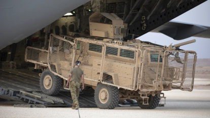 American troops are pouring back into Syria