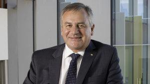 Newcastle University vice-chancellor Alex Zelinksy.