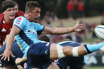 Jake Gordon and the Waratahs will again face the best of New Zealand next year.
