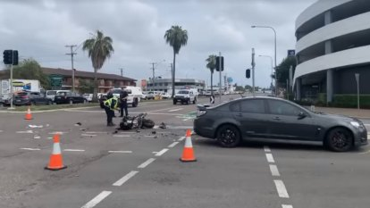 Queensland mayor found not guilty over crash that killed motorcyclist