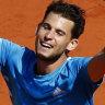 Thiem beats Djokovic in dramatic French Open semi-final