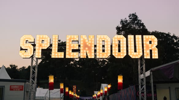 1000 revellers at Splendour in the Grass have chlamydia, they just don't know it yet