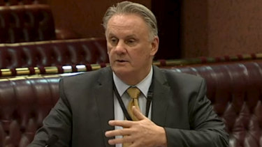 Many in education fear Mark Latham has disproportionate influence over education policy