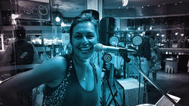 Sandra Beynon is one half of Willie Nelson's Love Child Show and the Body and Soul Duo.