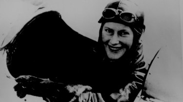 Australian aviation pioneer Nancy-Bird Walton.