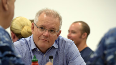 Prime Minister Scott Morrison has not yet set an emissions target for 2050, but is instead relying on a technology strategy to bring down greenhouse gases.