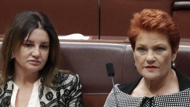 The Morrison government will need the votes of senators Jacqui Lambie and Pauline Hanson to repeal the so-called medevac laws.
