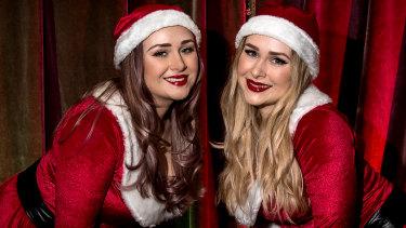 I'm Dreaming of a Cabaret Christmas.