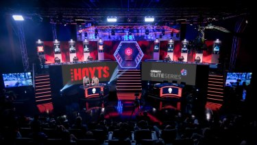 eSports are big business. UK-based company Gfinity has signed a deal with cinema chain Hoyts to create a chain of eSports arenas around Australia.